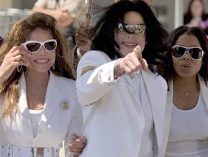 Latoya, Michael and Janet