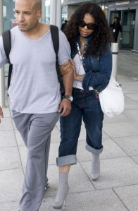 janet-heathrow & bodyguard