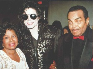 Mother Katherine, MJJ and Joe Jackson