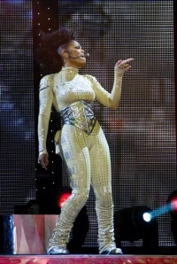 Janet Jackson Rocking