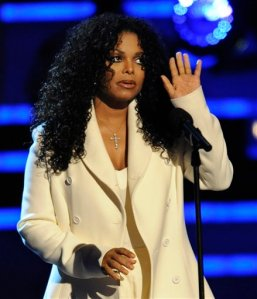 Janet Jackson at BET