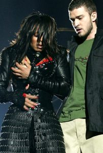Janet Jackson Super Bowl Photo