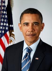 President Obama Official Portrait