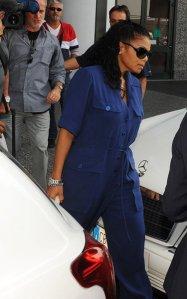 Janet Jackson MILAN, ITALY - SEPTEMBER 22