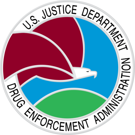 US-DrugEnforcementAdministration-Seal
