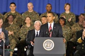 Obama Miltary